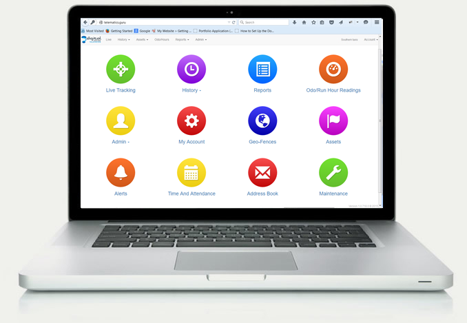 Livetrax tracking platform Pro