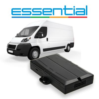 Essential GPS Tracker for fleet vehicles