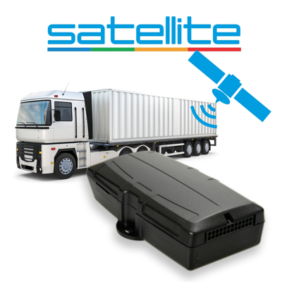 gps fleet tracker iridium satellite for rural out of coverage areas