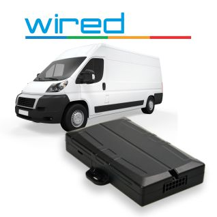 Wired GPS Trackers